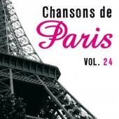 Chansons de Paris, vol.24 by Various Artists
