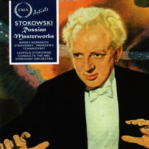 Russian Masterworks: Rimsky-Korsakov, Tchaikovsky, Stravinsky & Prokofiev by NBC Symphony Orchestra