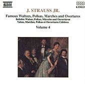 Best of Johann Strauss Jr. Vol. 4 by Johann Strauss, Jr.