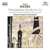 Wind Quintets, Op.68 by Franz Danzi