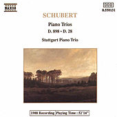 Piano Trios D. 898 - D. 28 by Franz Schubert