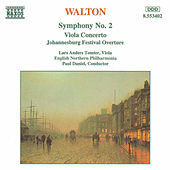 Symphony No. 2 / Viola Concerto by Sir William Walton