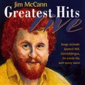 Greatest Hits Live by Jim McCann