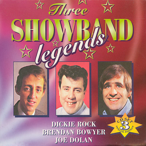 Irish Showband Legends by Various Artists