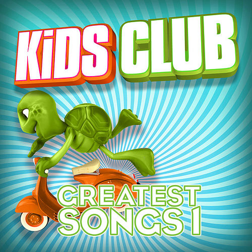 Kids Club - Greatest Songs Vol. 1 by The Studio Sound Ensemble