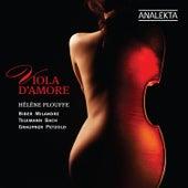 Viola d'amore by Amanda Keesmaat