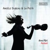 Arvo Pärt: Portrait by Angèle Dubeau