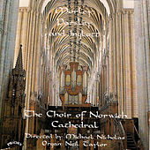 Morley, Parsley and Inglott by The Choir of Norwich Cathedral