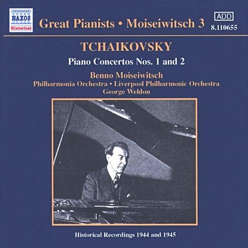Piano Concertos by Pyotr Ilyich Tchaikovsky