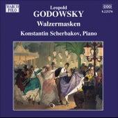 GODOWSKY, L.: Piano Music, Vol. 10 - Walzesmasken by Konstantin Scherbakov