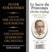 Stravinsky: Le Sacre du Printemps (The Rite of Spring) by London Symphony Orchestra