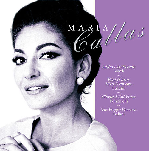 Maria Callas by Maria Callas