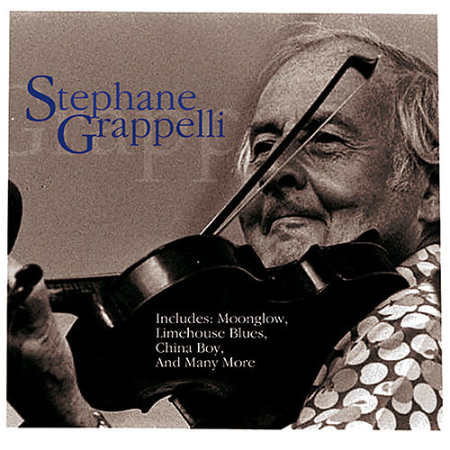 Stephane Grapelli by Stephane Grappelli