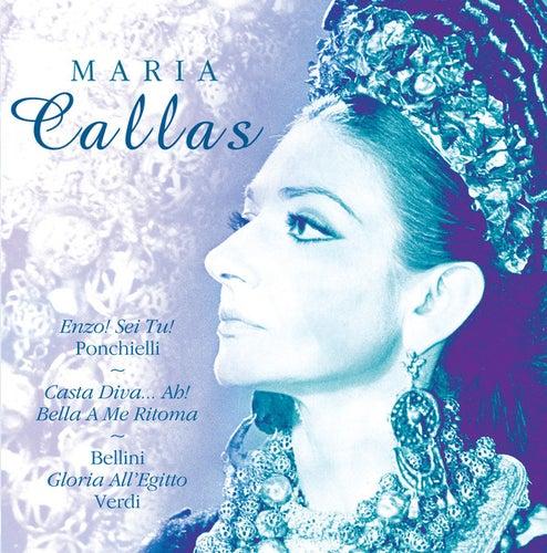 Maria Callas- Enzo! Sei Tu! (Ponchielli)/ Casta Diva…Ah! Bella A Me Ritoma/ Bellini Gloria All'Egitto Verdi by Maria Callas