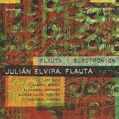 Flute & Electronics works by Julián Elvira