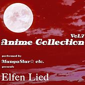 Anime Collection, Vol.7 (Elfen Lied) by Manga Star