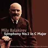 Balakirev: Symphony No. 1 in C Major by Royal Philharmonic Orchestra