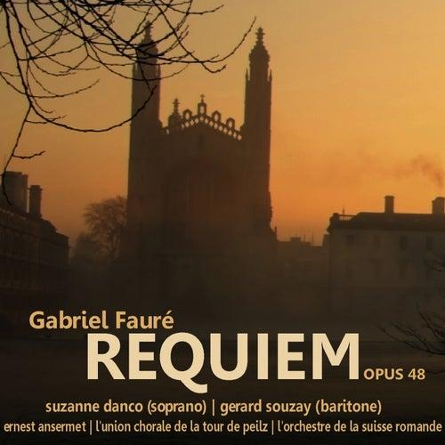 Fauré: Requiem, Op. 48 by L'union Chorale de la Tour de Peilz