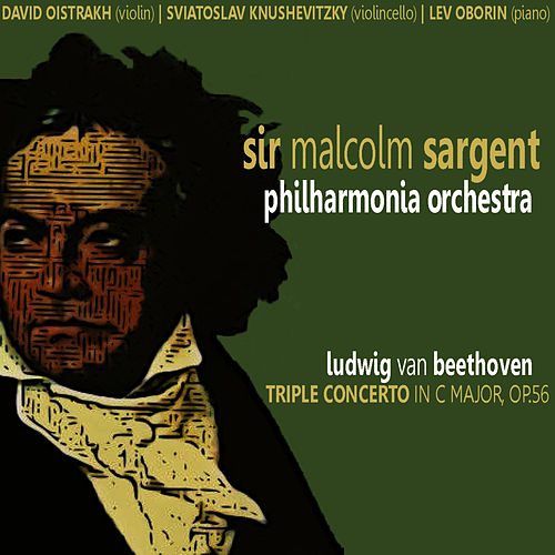 Beethoven: Triple Concerto in C Major, Op. 56 by David Oistrakh