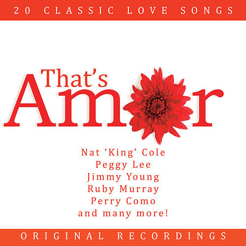 That's Amor by Various Artists