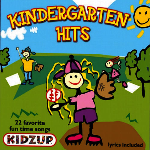 Kindergarten Hits by Kidzup