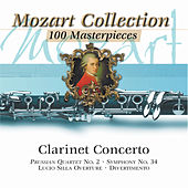 Mozart Vol. 6: Clarinet Concerto by Various Artists