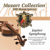 Mozart Collection, Vol. 7: Jupiter Symphony by Various Artists