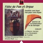 Musique française et italienne du 16e au 18e siècle, flûte de Pan et orgue à Valère by Various Artists