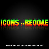 Icons of Reggae by Various Artists