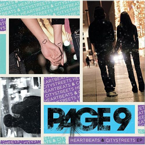 Heartbeats & Citystreets EP by Page 9
