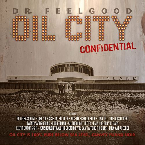 Oil City Confidential (Original Soundtrack Recording) by Various Artists