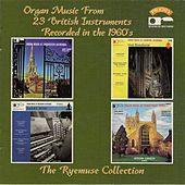 Historic Organ Music from 23 British Instruments - Recorded in the 1960's by Various Artists