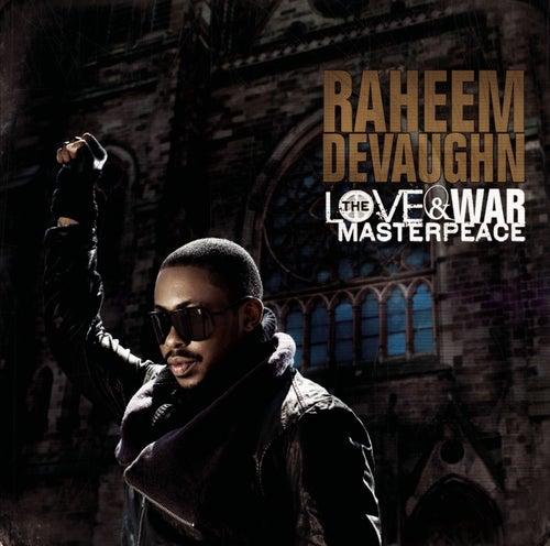 The Love & War Masterpeace - Deluxe Version by Raheem DeVaughn
