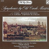 Stamic / Vorisek:  Symphonies by Old Czech Masters by Various Artists