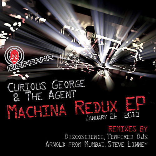 Machina Redux EP by Curious George