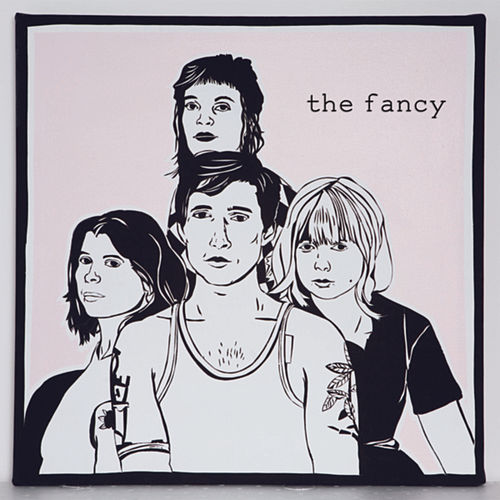 The Fancy EP by Fancy