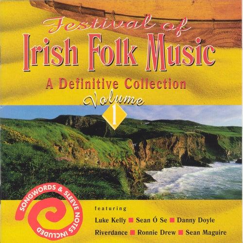 Festival Of Irish Folk Music - Volume 1 by Various Artists