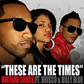 These Are the Times (feat. Brisco And Billy Blue) by Kultur Shock