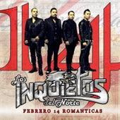 Febrero 14 Romanticas by Los Inquietos Del Norte