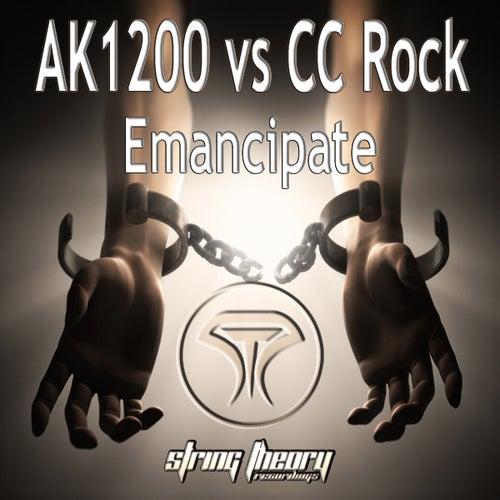 Emancipate EP by AK1200