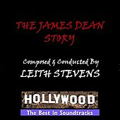 The James Dean Story by Leith Stevens