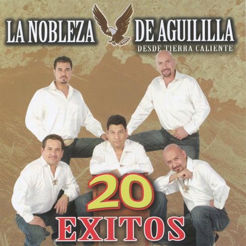 20 Exitos by La Nobleza De Aguililla