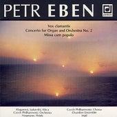 Eben:  Vox clamantis, Concerto for Organ No. 2, Missa cum populo by Various Artists