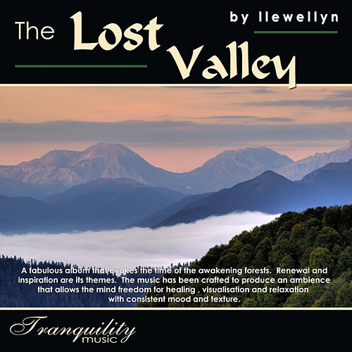 The Lost Valley by Llewellyn