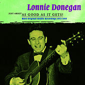 Lonnie Donegan - More Original Skiffle Recordings, Volume 2 by Lonnie Donegan