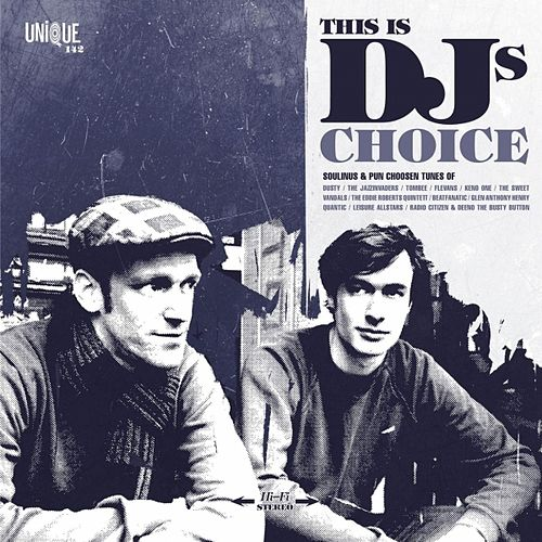 This Is Djs Choice  Soulinus & Pun by Various Artists