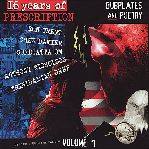 16 Years of Prescription: Dubplates and Poetry - Volume 1 by Various Artists