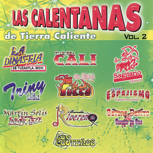 Las Calentanas de Tierra Caliente by Various Artists