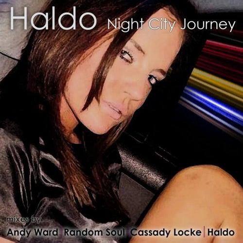 Night City Journey by Haldo