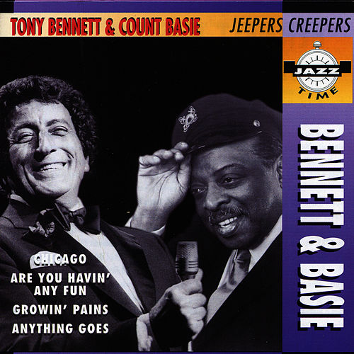 Jeepers Creepers by Tony Bennett